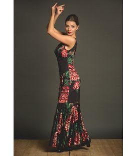 flamenco dance dresses for woman - - Dueña Dress - Encaje