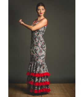 flamenco dance dresses for woman - - Grazalema Dress