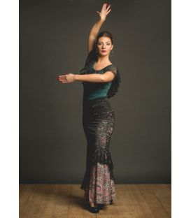 maillots bodys flamenco tops for woman - - Serrania skirt - Lace