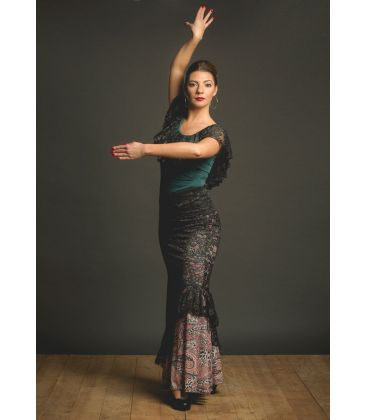 flamenco skirts for woman - - Serrania skirt - Lace