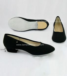 ballet classic dance accesories - - Character Shoes - Low heel