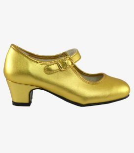 Fair Shoes - Golden