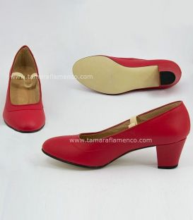 Flamenca Shoes Red