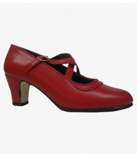Semiprofessional Basic Crossed - Leather TAMARA