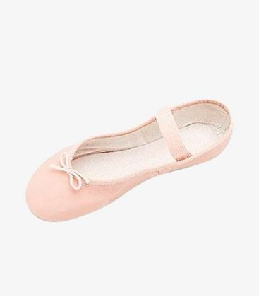 half pointe shoes - Bloch - Ballet shoes Dansoft S0205G