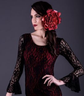 Alcazar - Viscose with lace