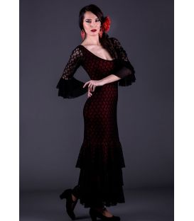 flamenco dance dresses for woman - - Duquesa Dress - Encaje