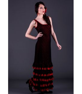 flamenco dance dresses for woman - - Macarena Dress - Encaje
