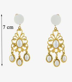 flamenco earrings - - Earrings Design 8