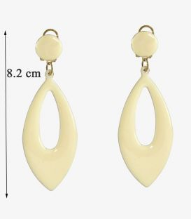 flamenco earrings - - Earrings Design 9 - Metal