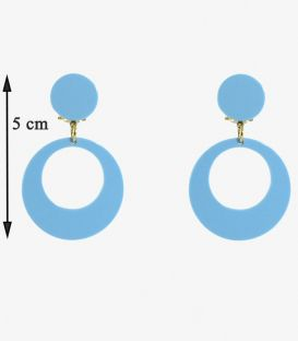 Earrings 02 - Acetate