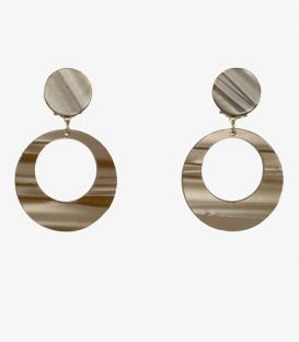 Earrings 02 - Mother-of-pearl