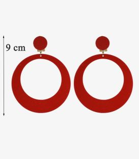 Earrings 20 - Acetate