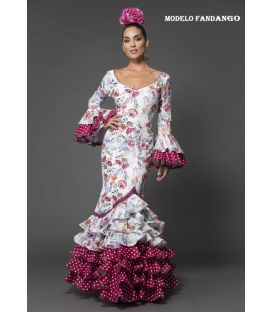 Flamenca dress Fandango estampado