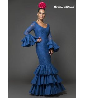 Flamenca dress Giralda Lace