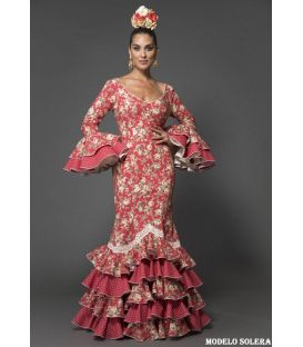 Flamenca dress Solera estampado