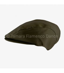 country cap spanish andalusian - - Country cap (spanish-andalusian) Brown