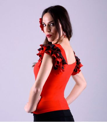 maillots bodys flamenco tops for woman - - Alegria T-shirt - Polyamide