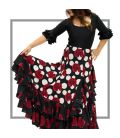 Flamenco skirts for WOMAN