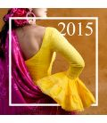 Woman flamenco dresses 2015